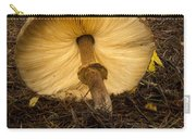 Leaning Fungi Carry-all Pouch