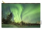 Leaning Spruce  Carry-all Pouch