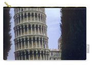 Leaning Tower Of Pisa Carry-all Pouch