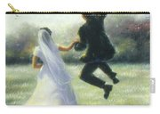 Leap Of Love Carry-all Pouch