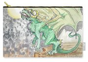 Leaping Dragon Carry-all Pouch