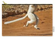 Leaping Lemur Carry-all Pouch