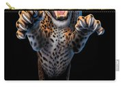 Leaping Leopard Carry-all Pouch