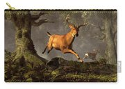 Leaping Stag Carry-all Pouch