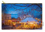 Leavenworth Gazebo Carry-all Pouch by Inge Johnsson