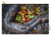 Leaves And Root Carry-all Pouch
