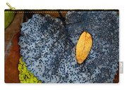 Leaves At Oak Openings Carry-all Pouch