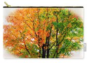 Leaves Changing Colors Carry-all Pouch