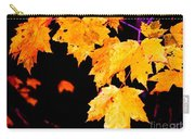 Leaves Of Maple Carry-all Pouch