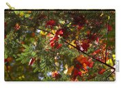 Leaves On Evergreen Carry-all Pouch