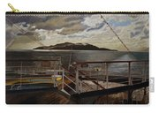 Leaving Queen Charlotte Sound Carry-all Pouch