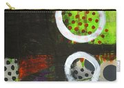 Leaving The Dark Abstract  Carry-all Pouch