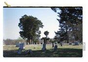 Lebanon Cemetery Oklahoma Carry-all Pouch