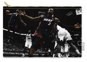 Lebron And D Wade Showtime Carry-all Pouch