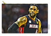 Lebron Carry-all Pouch by Florian Rodarte