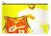 Lebron James Going Home Carry-all Pouch