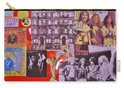 Led Zeppelin  Collage Number Two Carry-all Pouch