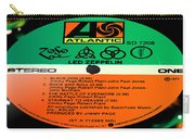 Led Zeppelin Iv Side 1 Carry-all Pouch