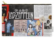 Led Zeppelin Past Times Carry-all Pouch