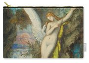 Leda And The Swan Carry-all Pouch