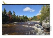 Ledge Falls Maine Carry-all Pouch