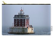 Ledge Light - Connecticut's House In The River  Carry-all Pouch