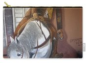 Lee Marvin Cat Ballou Homage 1965 Mural  Kid Chillean's Black Canyon Arizona  2005 Carry-all Pouch