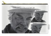 Lee Marvin Monte Walsh #1 Old Tucson Arizona 1969-2012   Carry-all Pouch