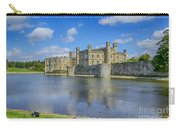 Leeds Castle Moat 2 Carry-all Pouch