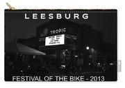 Leesburg Bikefest 2013 Poster Work One Carry-all Pouch