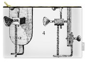 Leeuwenhoek: Microscope Carry-all Pouch