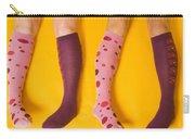 Leg Girls Carry-all Pouch