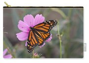 Legend Of The Butterfly - Monarch Butterfly - Casper Wyoming Carry-all Pouch