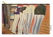 Legs 846a Carry-all Pouch