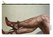 Legs Carry-all Pouch by Svetlana Sewell