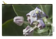 Lei Pua Kalaunu - Crown Flower - Calotropis Gigantea - Asclepiadaceae Carry-all Pouch