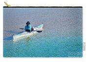 Leisure On The Lake Carry-all Pouch