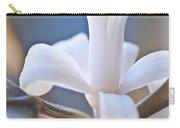 Lemon Blossom Carry-all Pouch