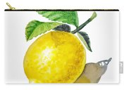 Artz Vitamins The Lemon Carry-all Pouch