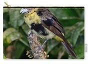 Lemon-rumped Tanager Molting Carry-all Pouch