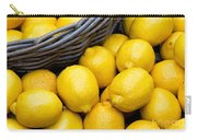 Lemons 01 Carry-all Pouch
