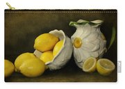 Lemons Today Carry-all Pouch by Diana Angstadt