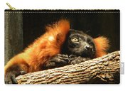 Lemur In Longing Carry-all Pouch