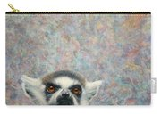 Lemur Carry-all Pouch by James W Johnson