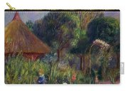 Lenna By A Summer House Carry-all Pouch by William James Glackens