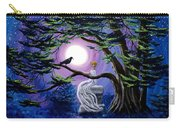 Lenore By A Cypress Tree Carry-all Pouch