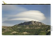 Lenticular Clouds Over Dornajo Mountain Carry-all Pouch