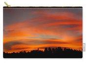 Lenticular Sunrise Carry-all Pouch