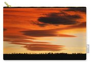 Lenticular Sunset 1 Carry-all Pouch