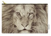 Leo Carry-all Pouch by Eric Fan